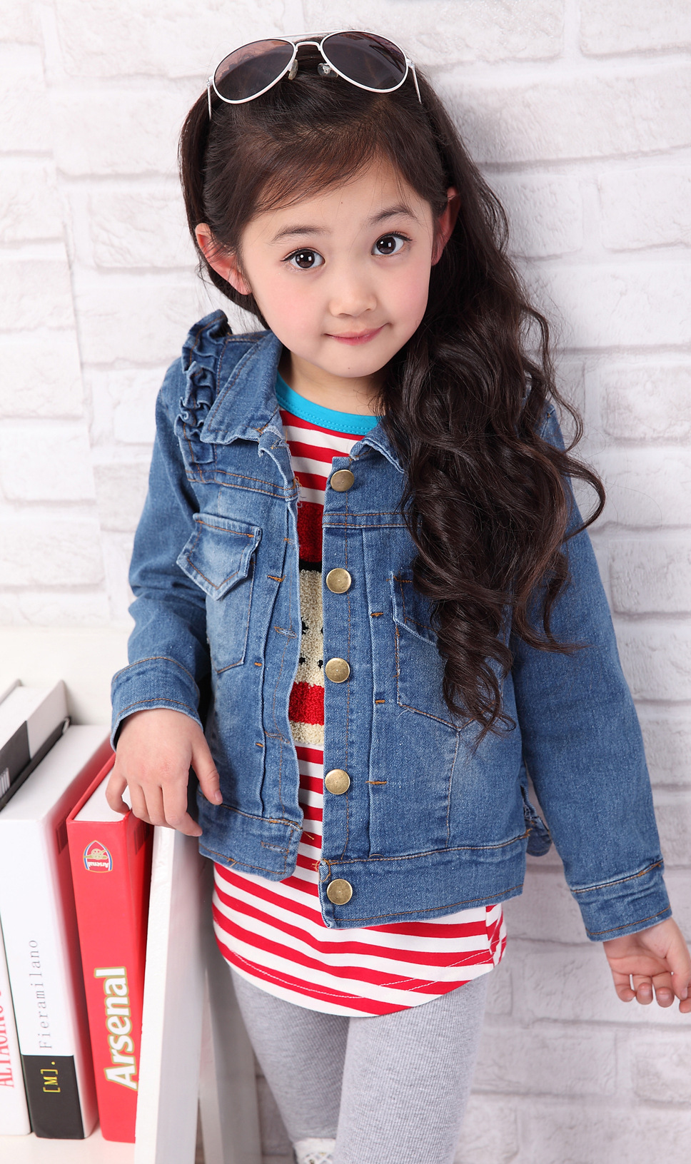 fb4d4b37a 2014 Retail autumn baby boys denim outerwear child jeans jacket children  casual long sleeve fashion coats free shipping d296