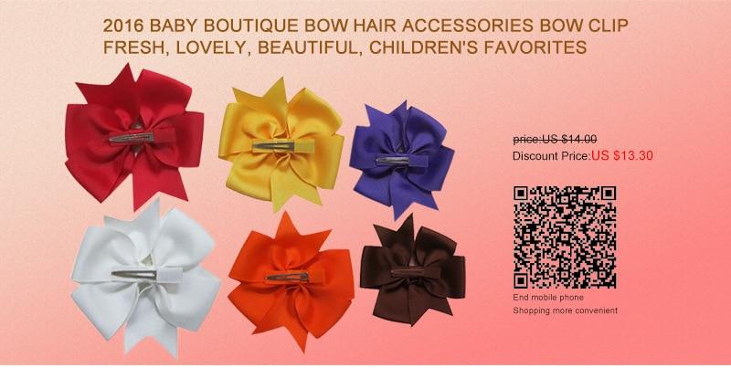 Accessories 40pc 4 Inch Hair Clip Grosgrain 30color Hairpins Children 4.5cm Boutique Girls Accessories Hair Bows Pinzas Para El Cabello