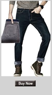 9c0ffad042a Drizzte Mens Winter Fleece Lined Stretch Denim Black Jeans For Men Designer  Slim Fit Trousers Pants 33 34 35 36 38 40 42