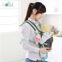 подтяжки ребенка рюкзак кенгуру сумка удобные и дышащий подтяжки