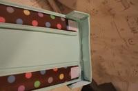 бесплатная доставка горошек небольшой ящик для хранения ящик контейнер для игрушек