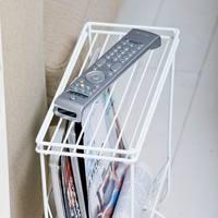 белый утюг подсумок японский стиль газета стойки газета и журнал стеллажи для хранения стойке