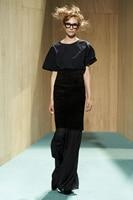 м-28 мода черный в высокой сказка старинные крыльцо повар меч юбка до бедра Serena Serena юбка до бедра