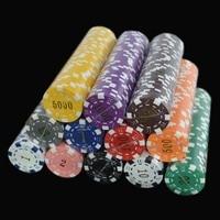 25 шт абс Техас покер комплект Gina chip12 пар для Texas holdem покер