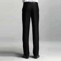 сандэнс кид мужской свободного покроя западного стиля брюки тенденция деловых брюки особого ухода тонкий костюм брюки