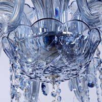 кристалл лампы мода кристалл подвесной большой кристалл освещение с s35