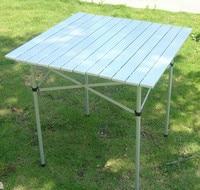 открытый алюминиевого сплава - складной стол складной стол стол для пикника маджонг стол