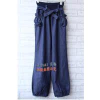 в весна одежда большие размер джинсы женские спортивные брюки тонкий харлан брюки брюки