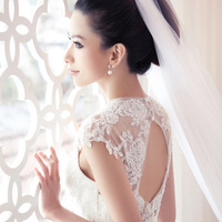 невесты рыбий хвост поезда русалка кружево тонкий сексуальное принцесса свадебное платье вечернее платье