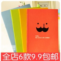 метров вращающийся с отрывными список блокнот носить с собой - на ручной работы тетрадь Korea Contra