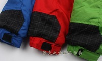 осень и зима мальчик на открытом воздухе куртка дети VAT L костюм верхней одежды тепловой - хлопка-хлопка VAT-НДС