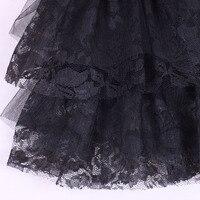 все для тебя бесплатная доставка кружево вышитые основные лоскутная пуховкой юбка черное эластичный пояс eq606