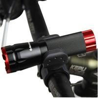 acrono велосипед лампа фара езды на горных велосипедах 3 с антибликовым покрытием фокусаторов
