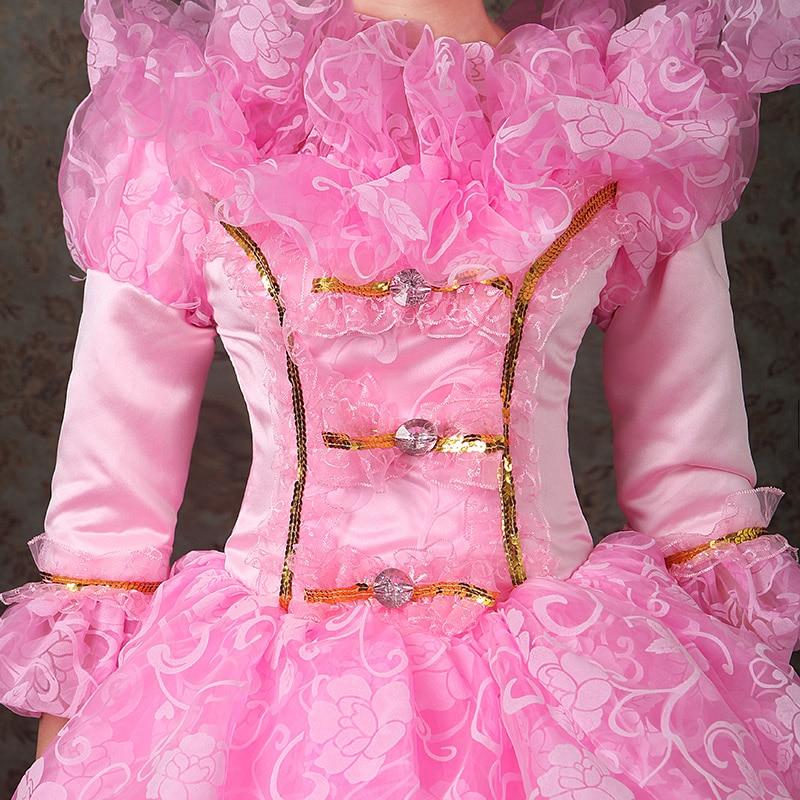women dress Elegant fashion female royal clothing costume royal female clothes series 4