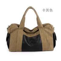 новинка дорожные сумки стильных женщин сумки дизайн холст мужская сумка большой спортивная сумка бесплатная доставка