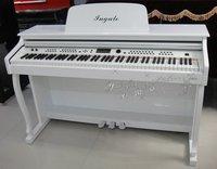 сунулся 820 электрические пианино 88 ключ белая краска Moto полный Piano! большой