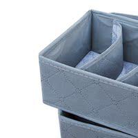 для хранения бамбука молния для хранения комплект дома вкус нижнее белье сортировки коробки