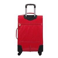 весна новое поступление тележки дорожная сумка мода опрятный стиль большая сумка