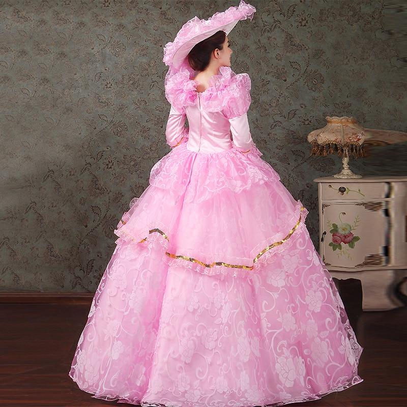 women dress Elegant fashion female royal clothing costume royal female clothes series 2