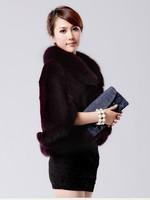 СЗ зима обвинение мех Lisa мех колики волосы женский пла верхняя одежда