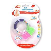 kidsme детские погремушки развивающие игрушки детские игрушки силикагель масляная колокольчик 9484