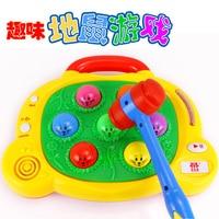 игра хомяк игрушка большой электрический музыка играет игровой автомат