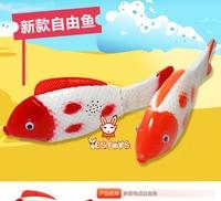электрическая качающиеся рыба рыба рыба рыба красивая музыка светящийся игрушки игрушки с музыкой и лёгкие