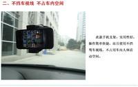 для мобильного телефона мульти-навигационная автомобильный держатель для яблока, по ipone мобильный телефон держатель