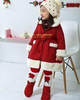 зима rods точка с отложным стоит девочка пальто одежда верхняя одежда - хлопка-НДС штраф пункт 7ф-5 НДС