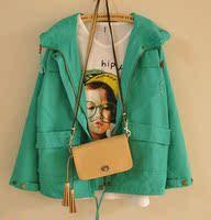 женщины пальто осень зима куртка свободного покроя без тары длинная рукавами фрок зеленый ветровка куртки кардиганы морской синий