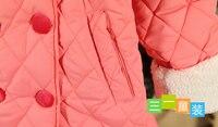 бесплатная доставка детская одежда тепловой Кэти на лыжах ребенок VAT хлопка пальто толщиной верхняя одежда 2210 550