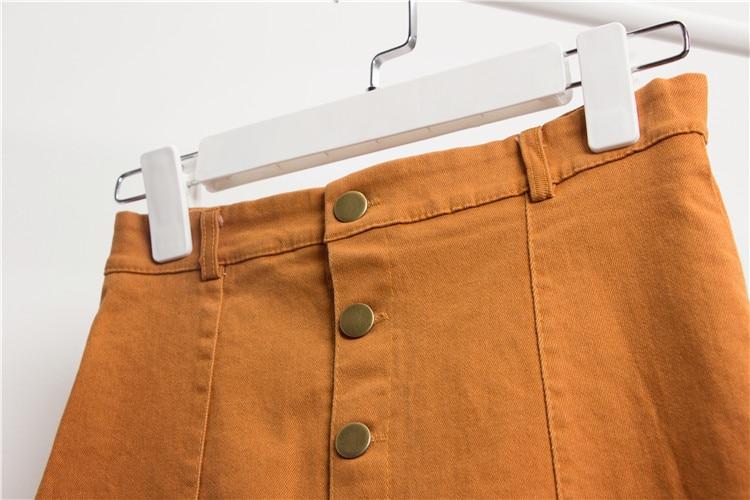 TB2ECWrtXXXXXbcXXXXXXXXXXXX !!2543761373 - Girls Skirt Mini Denim zipper front skirt PTC 65