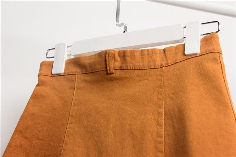 TB2iaedtXXXXXcWXXXXXXXXXXXX !!2543761373 - Girls Skirt Mini Denim zipper front skirt PTC 65