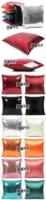 новый топ моды хлопок подушки подушки украсить бесплатная доставка мода блестка блесток подушка роскошный комплект многоцветный