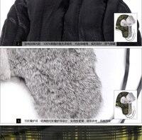 бесплатная доставка лиса 13 генеральный чистый кролик меховая шапка лэй фэн крышка протектор 1170