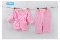 новорожденный новорожденного ребенка нижнее белье по уходу за детьми детская шнуровкой нижнее белье комплект весна и осень лето
