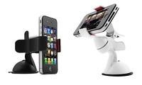 для мобильного телефона вращающийся мульти-навигационная рамка для яблока, клип многофункциональный авто мобильный телефон держатель на присоске поставки