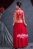 жениться с дизайн мода чонсам свадьба вечернее платье новое постулат