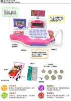 изо жк-поляроид супермаркет кассовый аппарат игрушка детские игрушки 0.5