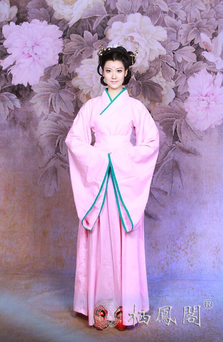 Ropa Hanfu llegada de nuevo chino antiguo traje de Cosplay chino ...