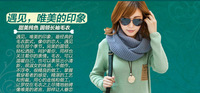 новый весна осень пуловер о-шея широкий свитера утолщение с длинными рукавами верхняя одежда