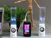 воды аудио красочный индивидуальный музыкальный фонтан аудио компьютер мобильный телефон небольшой динамик мода мини-динамик