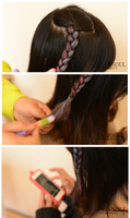 краска для волос мелки одноразовые градиент мелированные краска для волос ручка харадзюку сухие волосы окрашены непосредственно новый