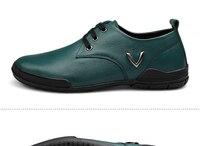 кроссовки мужские большой ярдов 37-48 ярдов кожаные мокасины мужские свет мягкое дно дышащая мужская обувь бесплатно доставка