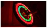 красочные шорты Lamp ветер-своих колеса подоконник спецификаций из светодиодов освещение вспышка острого светильник