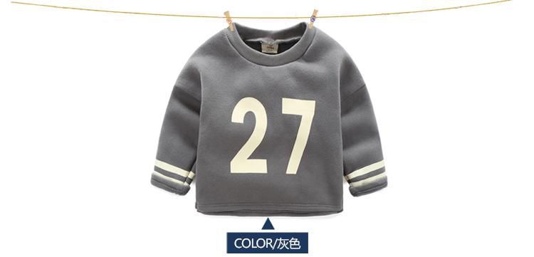 TB27w14aX55V1Bjy0FoXXbVjFXa !!20333751 - Baby boy sweatshirt 2018 autumn Boys Long Sleeve Tops Baby Boys T shirt kids o-neck tops 2T-10Y