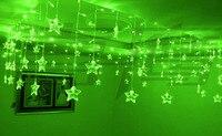 ну вечеринку на день рождения святого валентина праздник огней свадебные принадлежности украшения угловые кабины потолков 8 м 0.75 пятиконечная звезда ледяной бар лампа