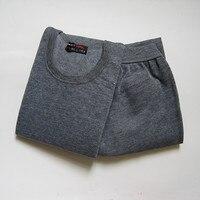 мужской термобелье комплект ватки тональный крем нижнее белье мужские кальсоны кальсоны хлопок свитер штаны