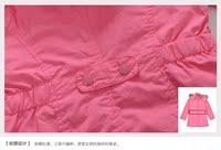 banum детская одежда девочек, зима свободного покроя все-матч плюс baht тепловой - хлопка-НДС с НДС caption