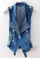 тонкий горяч-прод рукавов большой размер джинсы Salt женская верхняя одежда
